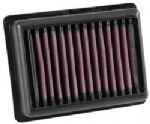 High-Flow K&N Air Filter 2017 Triumph Twins 900/1200cc. K&N TB9016